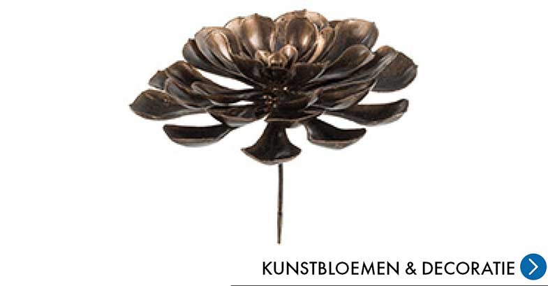 Decoratie - Kunstbloemen & decoratie