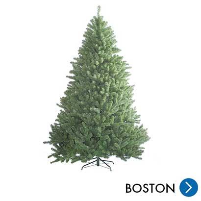 Kerst - Boston Spruce Hook