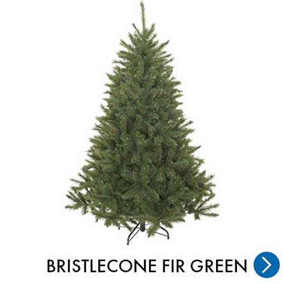 Kerst - Bristlecone Fir Green