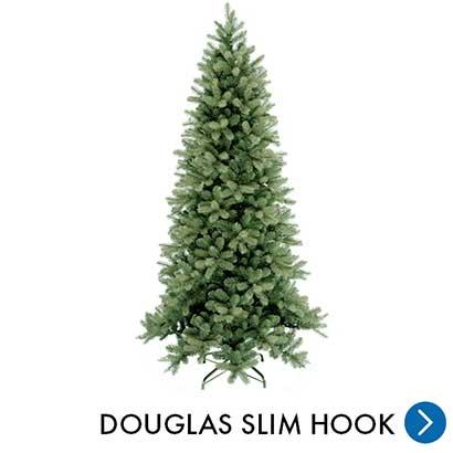 Kerst - Douglas Slim Hook