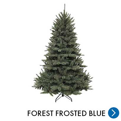 Kerst - Forest Frosted Blue
