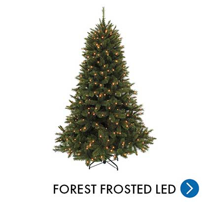 Kerst - Forest Frosted LED