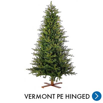 Kerst - Vermont Pe Hinged