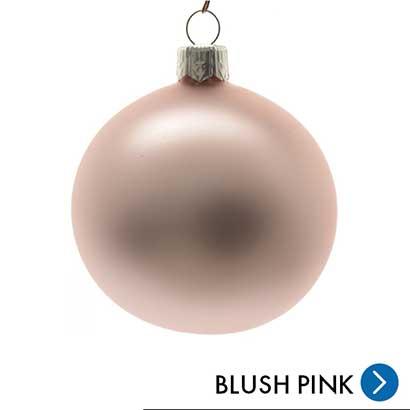 Kerst - Blush Pink