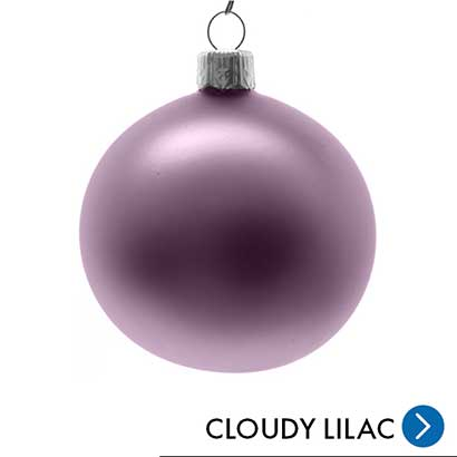 Kerst - Cloudy Lilac
