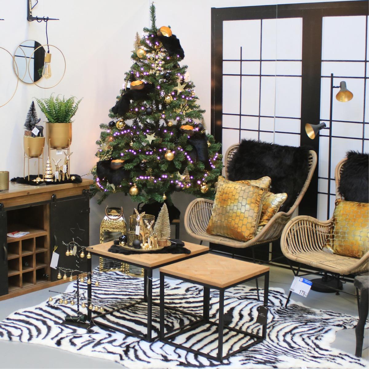 Kerst - Goud - Zwart