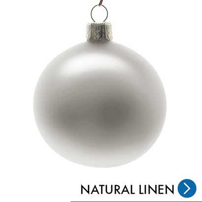 Kerst - Natural Linen
