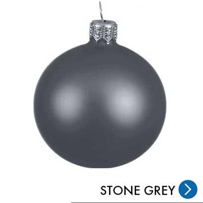 Kerst - Stone Grey