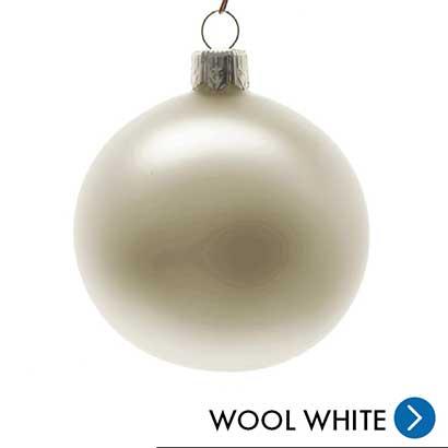 Kerst - Wool White