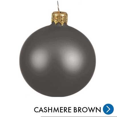 Kerst - Cashmere Brown
