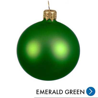 Kerst - Emerald Green
