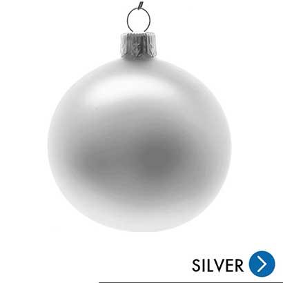 Kerst - Silver