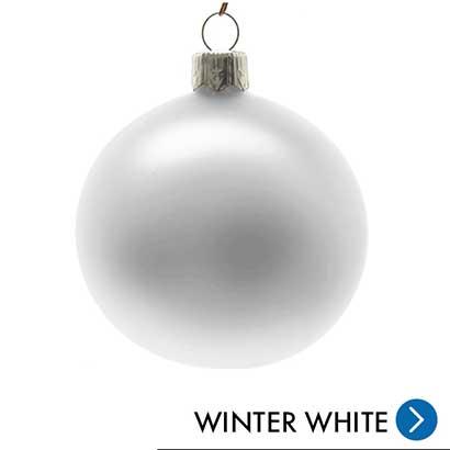 Kerst - Winter White