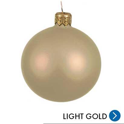 Kerst - Light Gold