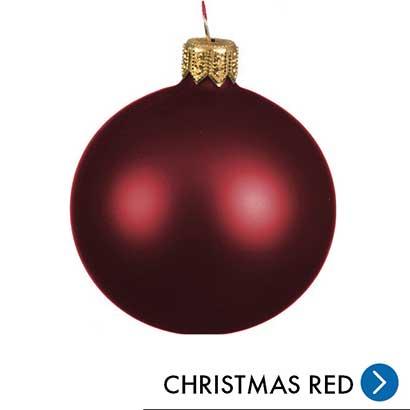 Kerst - Oxblood