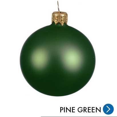 Kerst - Pine Green