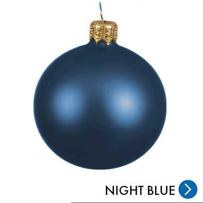 Kerst - Night Blue