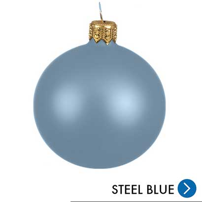 Kerst - Steel Blue