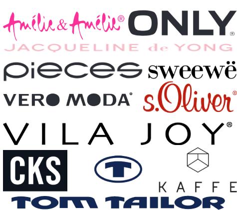 Fashion - Dames Merken