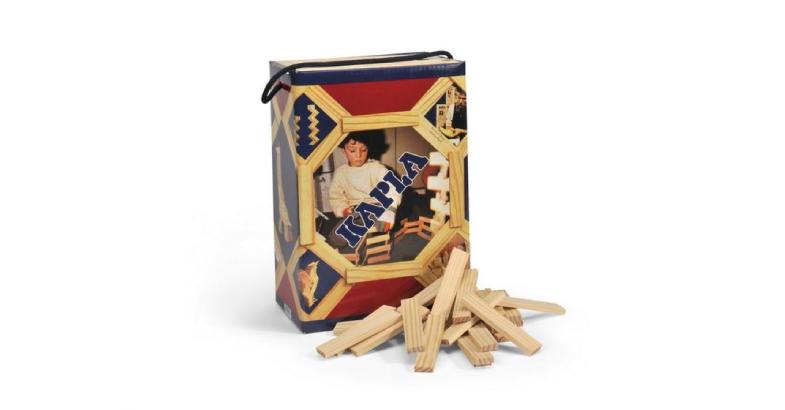 Houten speelgoed - blokken