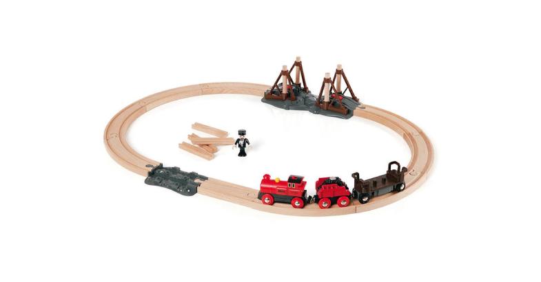Houten speelgoed - Voertuigen