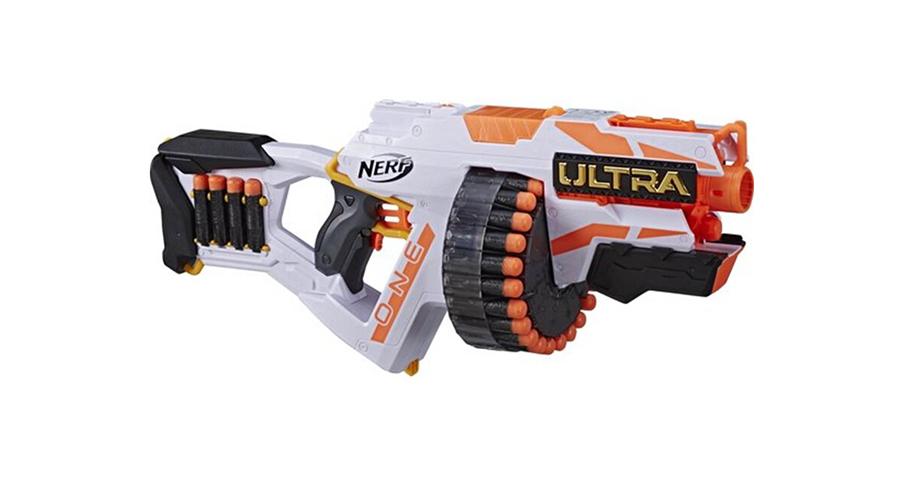 Rollenspel - Geweren en laserpistolen