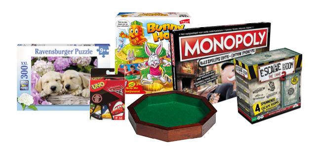 Speelgoed - Spelen/Puzzels