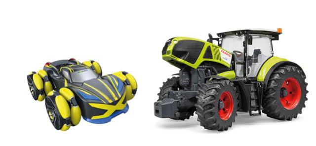 Speelgoed - Speelgoedvoertuigen & Drones