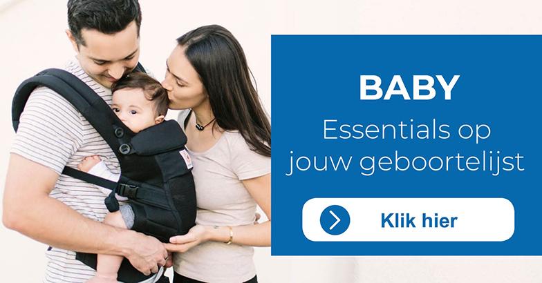 Blog essentials geboortelijst