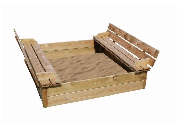 Buitenspeelgoed - Speeltoestellen & Zandbakken