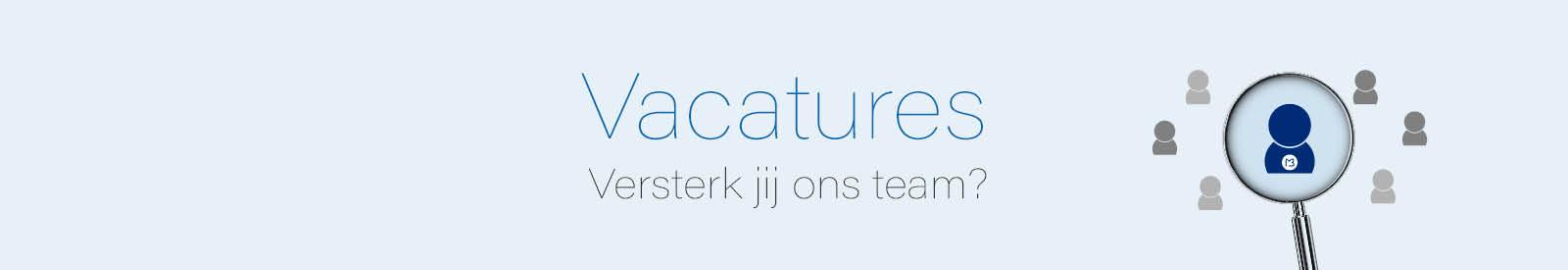 Vacatures header