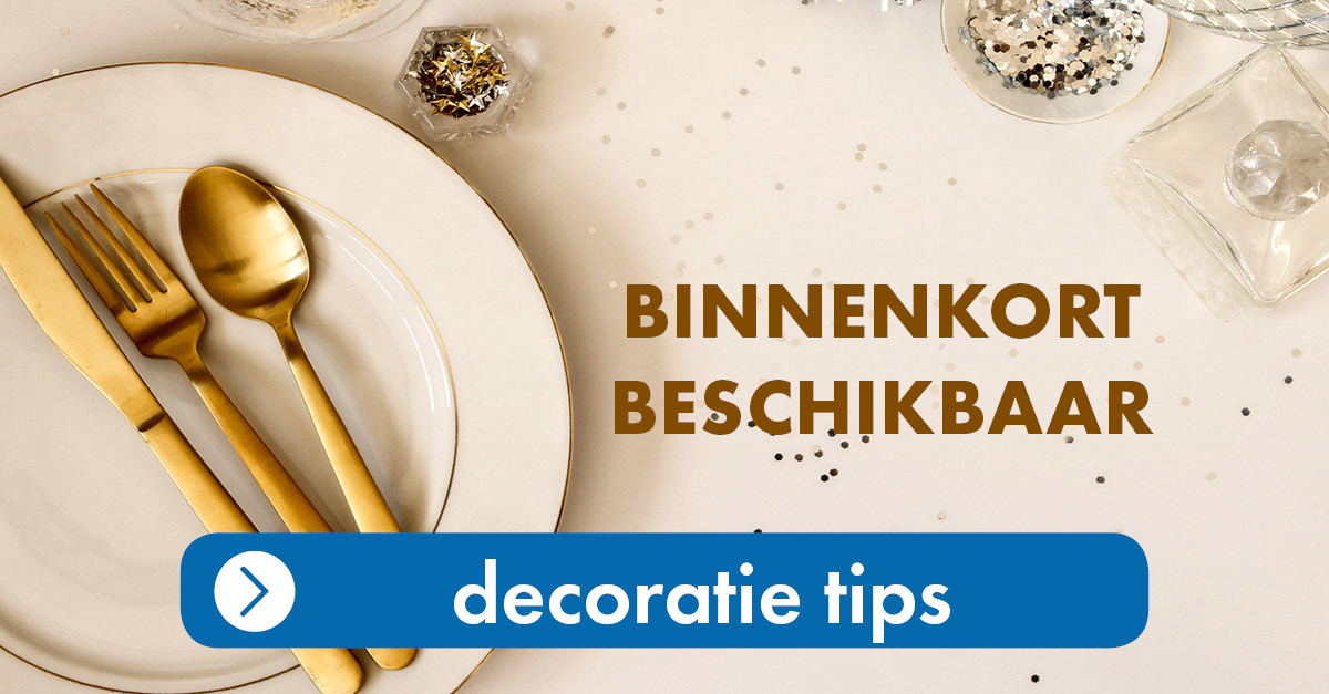 Communielijst - Decoratietips