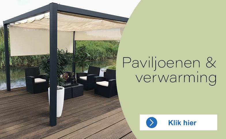 Paviljoen & Verwarming