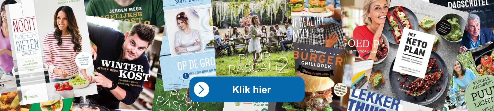 Koken - Kookboeken