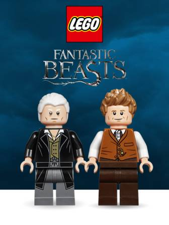 Lego Fantacstic Beasts