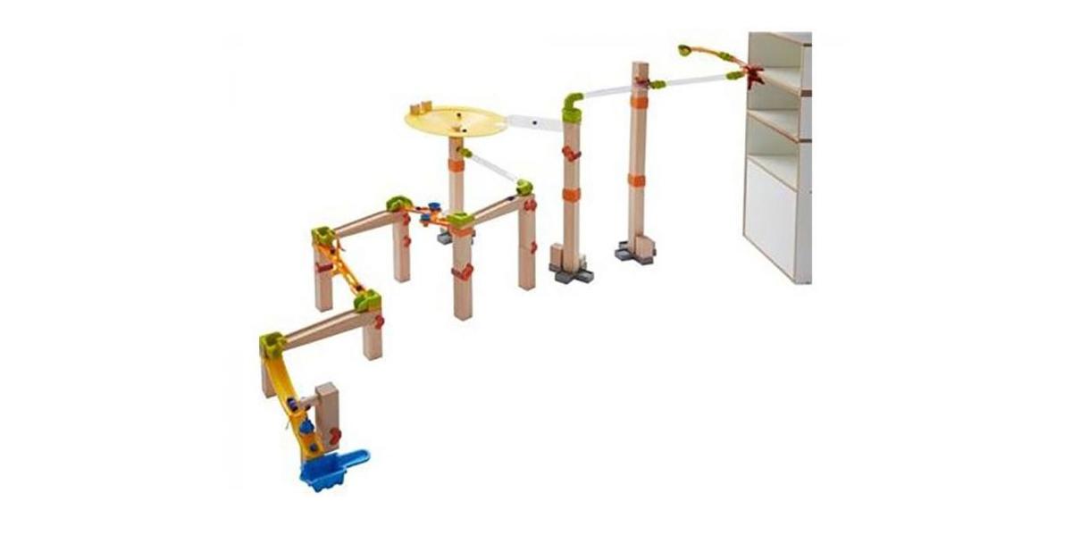 Bouwen/Constructie - Knikkerbanen