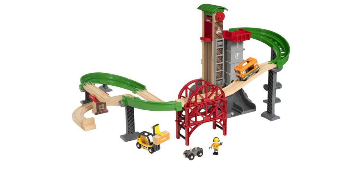 Speelgoedvoertuigen - Autobanen en Garages