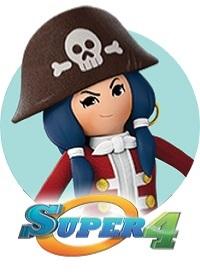 Playmobil Super 4