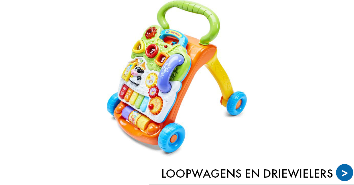 Loopwagens & Driewielers