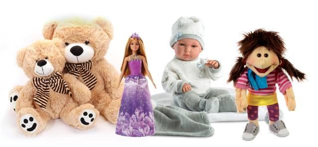 speelgoed - Poppen & Knuffels