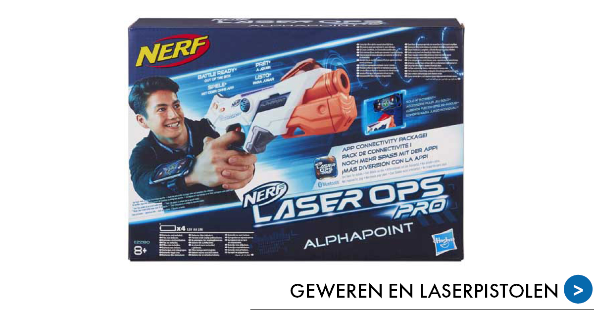 Geweren & Laserpistolen