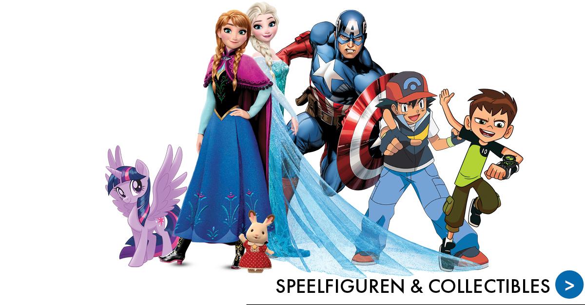 Speelfiguren & Collectibles