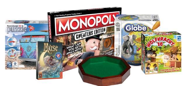 speelgoed - Spelen & Puzzels