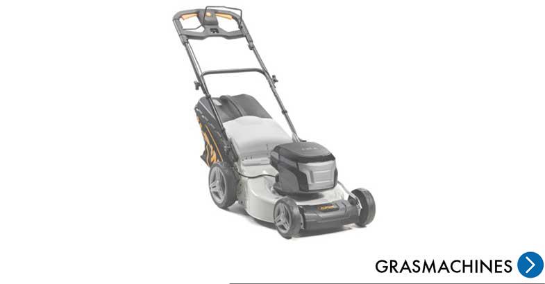 Grasmachines
