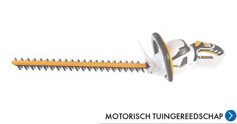Motorisch Tuingereedschap