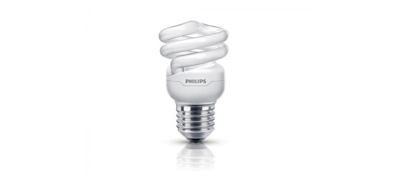 Verlichting - Spaarlampen