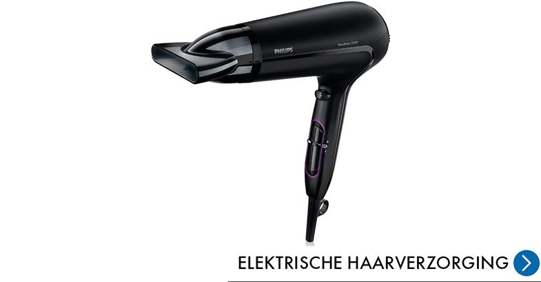 elektrische haarverzorging