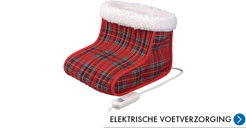 Elektrische voetverzorging